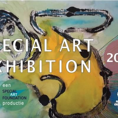 Poster Special Art Exhibition