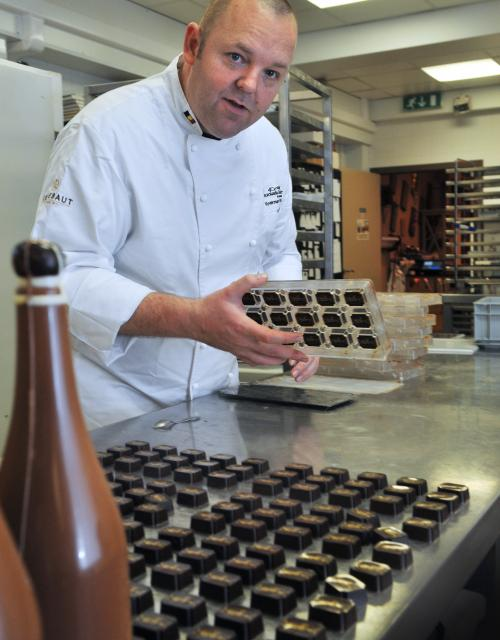 Atelier-chocolaterie Vyverman